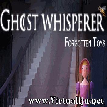 Прохождение игры Ghost Whisperer 2: Forgotten Toys