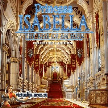 Прохождение игры Princess Isabella 3: The Rise of an Heir Collector's Edition