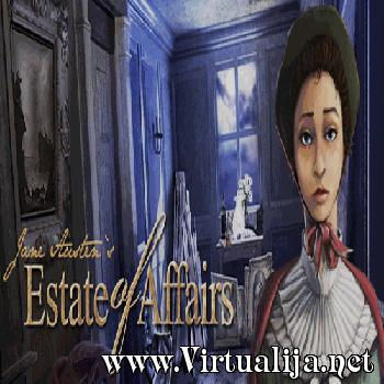 Прохождение игры Jane Austen: Estate of Affairs