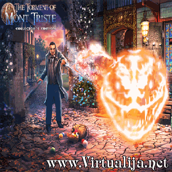 Прохождение игры The Torment of Mont Triste Collector's Edition