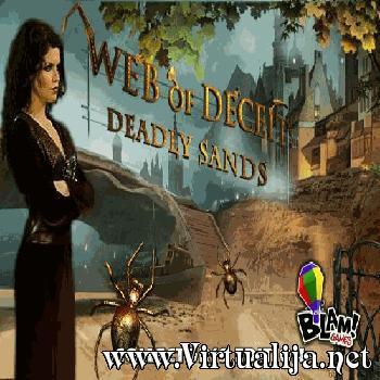 Прохождение игры Web of Deceit 2: Deadly Sands Collector's Edition
