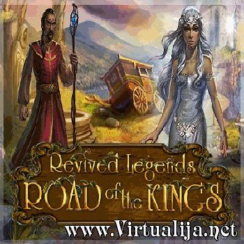 Прохождение игры Revived Legends: Road Of The Kings Collector's Edition