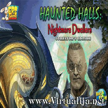 Прохождение игры Haunted Halls 4: Nightmare Dwellers Collector's Edition