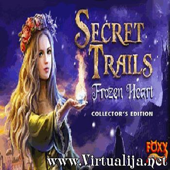Прохождение игры Secret Trails: Frozen Heart Collector's Edition