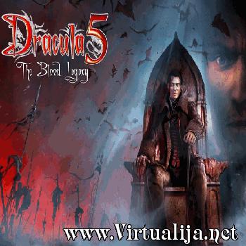 Прохождение игры Dracula 5: The Blood Legacy