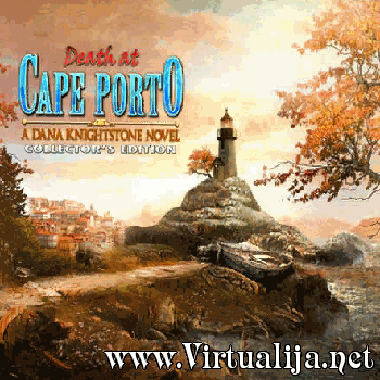 Прохождение игры Death at Cape Porto: A Dana Knightstone Novel Collector's Edition