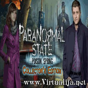Прохождение игры Paranormal State: Poison Spring Collector's Edition