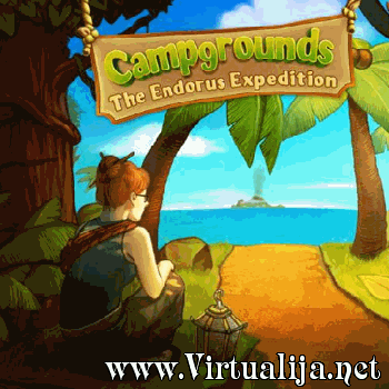Прохождение игры Campgrounds 2: The Endorus Expedition Collector's Edition