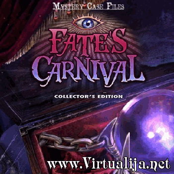 Прохождение игры Mystery Case Files 10: Fate's Carnival Collector's Edition