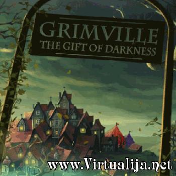 Прохождение игры Grimville: The Gift of Darkness