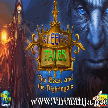 Прохождение игры Queens Tales: The Beast and the Nightingale Collector's Edition