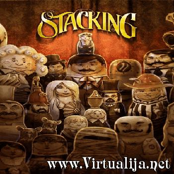 Прохождение игры Stacking