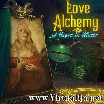 Прохождение игры Алхимия Любви: Сердечные Дела В Зимний Период