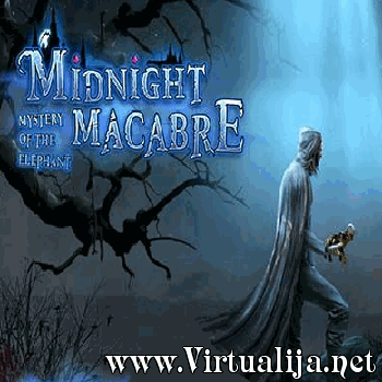 Прохождение игры Midnight Macabre. Mystery of the Elephant