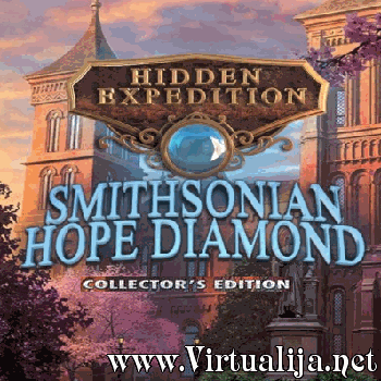 Прохождение игры Hidden Expedition 6: Smithsonian Hope Diamond Collector's Edition
