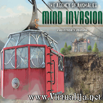 Прохождение игры The Agency of Anomalies 4: Mind Invasion Collector's Edition