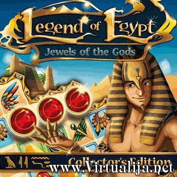 legend of virgins jewel